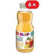 HiPP BIO Nápoj s jablkovou šťavou a feniklovým čajom - 6x 500ml - Nápoj