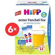 HiPP BABY Feniklový čaj - 6x 5,4g - Detský čaj