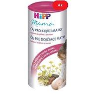 HiPP Mama Čaj pre dojčiace matky - 6x 200g - Dojčiaci čaj