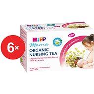 HiPP Mama BIO Čaj pre dojčiace matky - 6x 30g - Čaj pre dojčiace matky