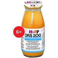 HiPP ORS 200 Mrkva-ryža - 6x 200ml - Nápoj