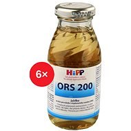 HiPP ORS 200 Jablko - 6x 200ml - Nápoj