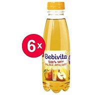 Bebivita Jablková šťava - 6x 500ml - Nápoj