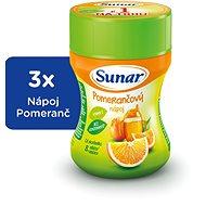 Sunárek instantný nápoj pomaranč - 3x 200g - Nápoj