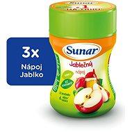 Sunar Rozpustný nápoj jablkový - 3× 200 g - Nápoj