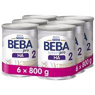 BEBA EXPERTpro HA 2 (6× 800 g) - Baby Formula