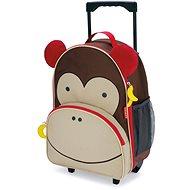 Skip hop Zoo cestovný - Opička - Detský kufor