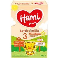 Hami 12 Vanilka batoľacie mlieko 600 g - Dojčenské mlieko