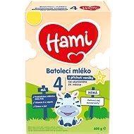Hami 24 Vanilka batoľacie mlieko 600 g - Dojčenské mlieko