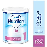 Nutrilon 1 ProExpert HA počáteční mléko 800 g, 0+ - Dojčenské mlieko