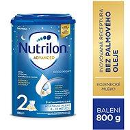 Nutrilon 2 Pronutra Good Night pokračovacie mlieko 800 g - Dojčenské mlieko