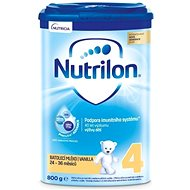 Nutrilon 4 Pronutra Vanilla batoľacie mlieko 800 g - Dojčenské mlieko