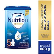 Nutrilon 5 Pronutra detské mlieko 800 g - Dojčenské mlieko
