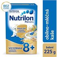 Nutrilon Pronutra mliečna kaša viaczrnná s ryžovými chrumkami 225 g - Mliečna kaša