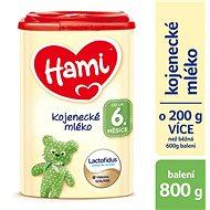 Hami dojčenské mlieko 6+ 800 g - Dojčenské mlieko
