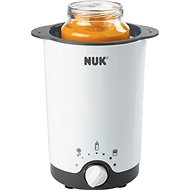 NUK Elektrický ohrievač na dojčenské fľaše Thermo 3 v 1 - Ohrievač fliaš