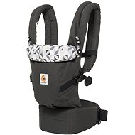 Ergobaby Adapt Nosítko - Graphic Grey - Nosidlo
