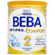 NESTLÉ BEBA OPTIPRO Comfort 2 800 g - Dojčenské mlieko