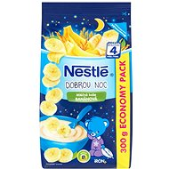 NESTLÉ mliečna kaša Banánová (na dobrú noc) 300 g - Mliečna kaša