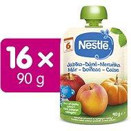 NESTLÉ kapsička jablko-marhuľa 90 g - Detský príkrm