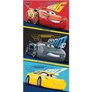 Jerry Fabrics Cars 3 - Detská osuška