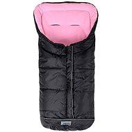 Altabébé Fusak zimný Easy Lux čierno-ružová - Fusak pre deti