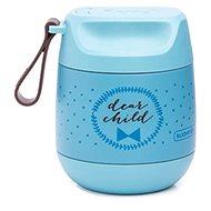 Suavinex Termoska Meaningful Life na príkrmy 350 ml - modrá - Detská termoska