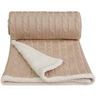 T-tomi deka WINTER béžová - Detská deka