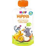 HiPP BIO 100% ovocie Hruška-Jablko-Mango-Marakuja 100 g - Detský príkrm