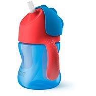 Philips AVENT Hrnček s ohybnou slamkou 200 ml, chlapec - Detský hrnček