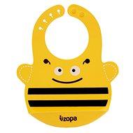 ZOPA Silicone bib - Bee - Bib