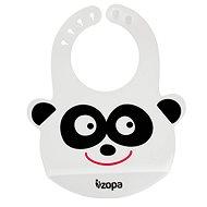 ZOPA Silikónový podbradník - Panda - Podbradník