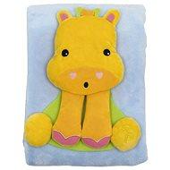 Fisher-Price deka s žirafou - Detská deka