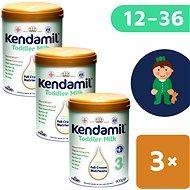 Kendamil batoľacie mlieko 3 DHA+ (3× 900 g) - Dojčenské mlieko