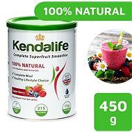 Kendalife Superberry (lesné plody) koktejl 450 g - Nápoj