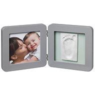 Baby Art Rámik Print Frame Grey - Rámček