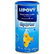 ČIPERKA LIPOVÝ Detský nápoj 180 g - Nápoj