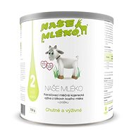 NAŠE MLÉKO 2  750 g - Dojčenské mlieko