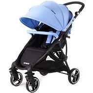 BABY MONSTERS Compact 2.0 športový svetlo modrý - Kočík
