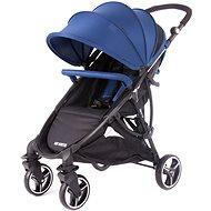 BABY MONSTERS Compact 2.0 športový tmavo modrý - Kočík