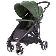 BABY MONSTERS Compact 2.0 športový tmavo zelený - Kočík