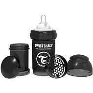 TWISTSHAKE Anti-Colic 180 ml, čierna