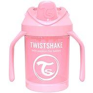 TWISTSHAKE Hrnček učiaci 230 ml – ružový - Detský hrnček
