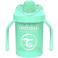 TWISTSHAKE Hrnček učiaci 230 ml – zelený - Detský hrnček