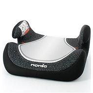 Nania Topo Comfort Skyline Black 15 až 36 kg - Podsedák do auta