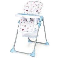 Gmini Simply BEETLE modrá - Jedálenská stolička