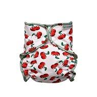 T-tomi Nohavičkové plienky, prebaľovacia súprava patentky, cherries