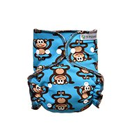 T-tomi Nohavičkové plienky, prebaľovacia súprava patentky, monkies - Detské plienkové nohavičky
