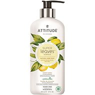 ATTITUDE Super leaves s detoxikačným účinkom - citrusové listy 473 ml - Tekuté mydlo