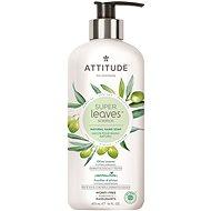 ATTITUDE Super leaves s detoxikačným účinkom - olivové listy 473 ml - Tekuté mydlo